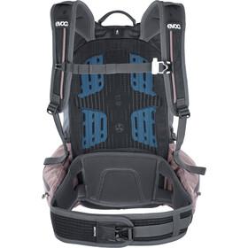 EVOC Explr Pro Sac à dos Technical Performance 26l, carbon grey/dusty pink